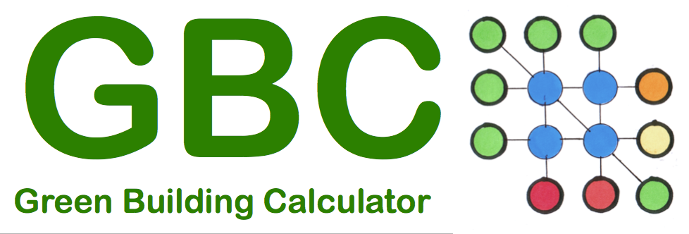 Green Building Calculator