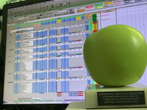 GBC V1 Green Apple 2020 Award. View of V2
